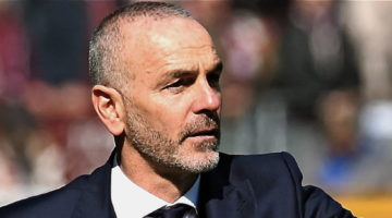 TURIN, ITALY - MARCH 06:  Head Coach of Lazio SS Stefano Pioli gestures during the Serie A match between Torino FC and SS Lazio at Stadio Olimpico di Torino on March 6, 2016 in Turin, Italy.  (Photo by Pier Marco Tacca/Getty Images)